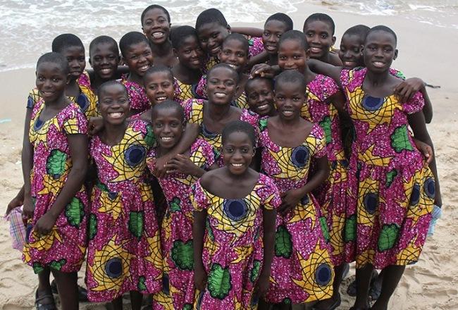 The Pearl House - Ghana