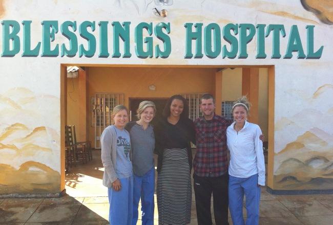 Blessings Hospital - Malawi